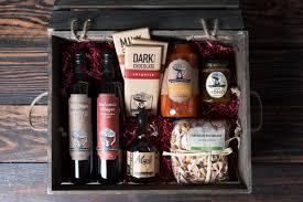 fresh to market gift basket
