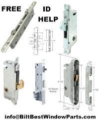 glass door locks repair how to repair sliding glass door lock commercial glass door lock replacement