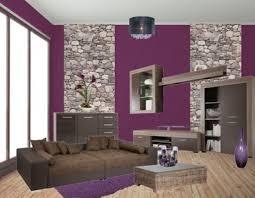 Classy Design Wandfarbe Lila Beispiele Wohnzimmer Meetingtruth Co