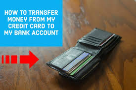 How Can I Charge Someones Credit Card How To Transfer Money From A Credit Card To A Bank Account
