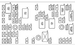 fuse box cover part number chevy ssr forum 2006 Trailblazer Fuse Box Diagram click image for larger version name '04 fuse block jpg views 429 2006 chevy trailblazer fuse box diagram