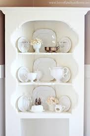 Best  Hutch Decorating Ideas On Pinterest - Dining room corner hutch