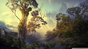 Download 1920x1080 jungle fantasy ...