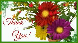 Free E Cards Thank You Cute Flowers Thank You Ecard Free Flowers Ecards Greeting