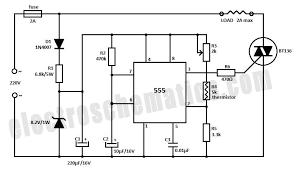555 temperature controller circuit 555 electronic schematics 555 temperature controller circuit
