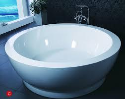 kohler freestanding bathtubs round freestanding jacuzzi bathtub