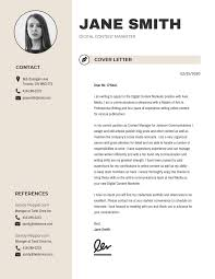 Best Cover Letter 20 Cover Letter Templates To Impress Employers Guide
