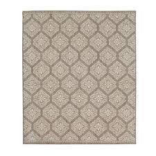 taurus grey cream 8 ft x 8 ft square area rug
