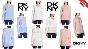 Dkny Pull On Ponte Pants Size Chart Dkny Jeans Women Rhinestone Embellished Sweater