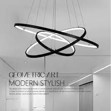 three rings office. Simple Office 90W Pendant Light Modern Design LED Three Rings 220V240100 Inside Rings Office H