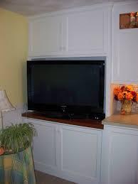 Kitchen Television Custom Kitchen Cabinets Ri Kmd Custom Woodworking 401 639 8140