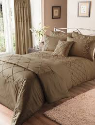 luxury pearl duvet cover pillowcases bedding set matching curtains cushion covers double co uk kitchen home