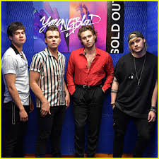 Youngblood 5 Seconds Of Summer Bring Japanese Rockability To