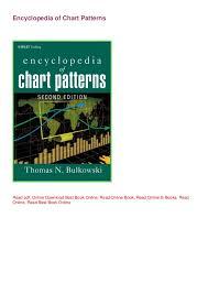 Read Epub Encyclopedia Of Chart Patterns By Thomas N