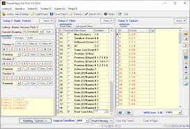 Lottery Software Powerplayer For Pick 3 Pick 4 2019