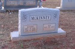 Buford McKinney (1921-1995) - Find A Grave Memorial