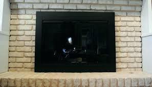 fireplace glass door gas fireplace glass door cleaning fireplace glass door gas fireplace glass door cleaning