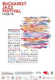 Official Poster of the Bucharest Jazz Festival