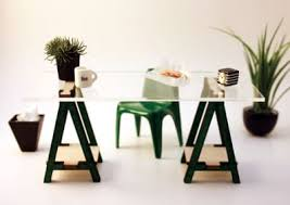 Where to find dollhouse furniture Hearth Ikea Mini Dollhouse Furniture Diy Project Ideas Apartment Therapy
