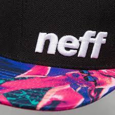 Snow Socks Size Chart Neff Clothing New York Neff Cap Snapback Daily Pattern In