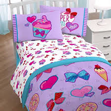 girls twin sheet set nickelodeon jojo siwa girls twin sheet set wantitall