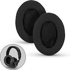 Brainwavz Ear Pads For ATH M50X, M50XBT, M40X ... - Amazon.com