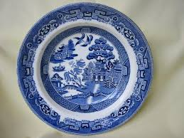Blue Willow Pattern