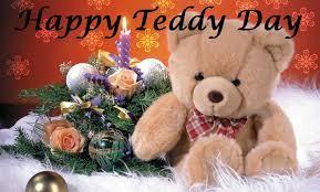 happy teddy day shayari