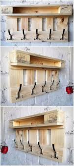77+ Easy And Smart Ways To Make Wood Pallet Furniture Ideas