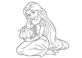 Princess Disney Coloring Pages By Princess Coloring Pages Princess