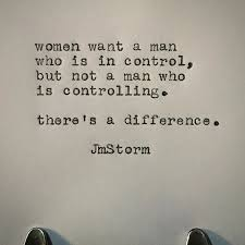 Love Quotes The difference control jmstorm jmstormquotes Magnificent Quot