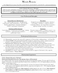 Resume Examples For Human Resources Position Human Resources Resume Examples Unique Cover Letter Cover Letter For 4