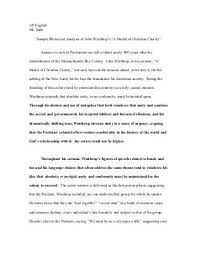 rhetorical analysis sample essay muecke sample rhetorical analysis of wintrhrop