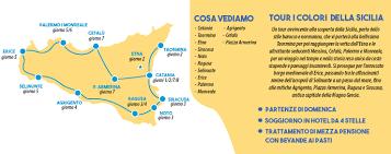 Tour I Colori Della Sicilia