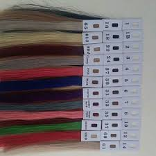 Human Hair Color Ring For All Kinds Of Hair Extensions Color Chart For Tape Tip Extensions Fashion Hair Accessories Fashion Hair Clips From Offbeige