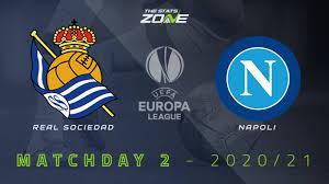 2020-21 UEFA Europa League – Real Sociedad vs Napoli Preview & Prediction -  The Stats Zone