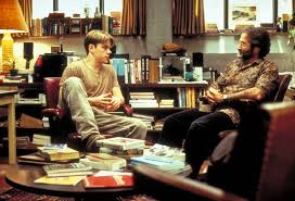 good will hunting home facebook image contain 1 person sitting table living room and indoor