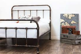 NEW Queen Size Metal Rustic Metal Bed Frames Great Black Queen Bed ...