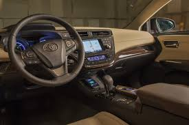 2013 Toyota Avalon - World's First to Use Qi Wireless In-Car ...