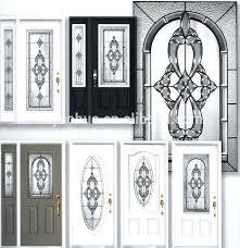 door glass inserts home depot doors decorative front door glass inserts decorative front door glass inserts