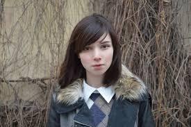 デスクトップ壁紙 女性 モデル ポートレート 長い髪 冬