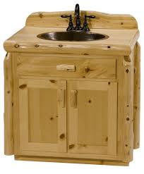 rustic pine bathroom vanities. Awesome I Stained The Top With Minwax Puritan Pine And Finished It Polycrylic Since Rustic Bathroom Vanities O
