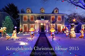 christmas home lighting. Kringleknoth Christmas House Home Lighting I