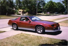 Chevrolet Camaro 1988 review