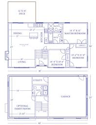 house bi level plans split