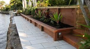 Garden Retaining Wall Ideas Creative Impressive Decorating Design