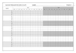 2019 Blood Pressure Log Chart Fillable Printable Pdf