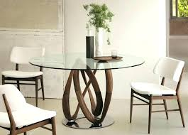 round glass dining table for 8 round glass and wood dining table modern dining table and round glass dining table