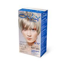 Стойкая краска - гель <b>Estel</b> Only для <b>волос</b> 9/17 Блондин ...