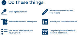 Tips For An Effective Resumes